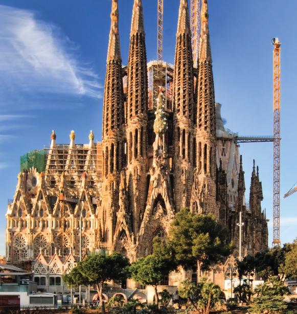 Barcelona Spain: European Kush Tours & Activities