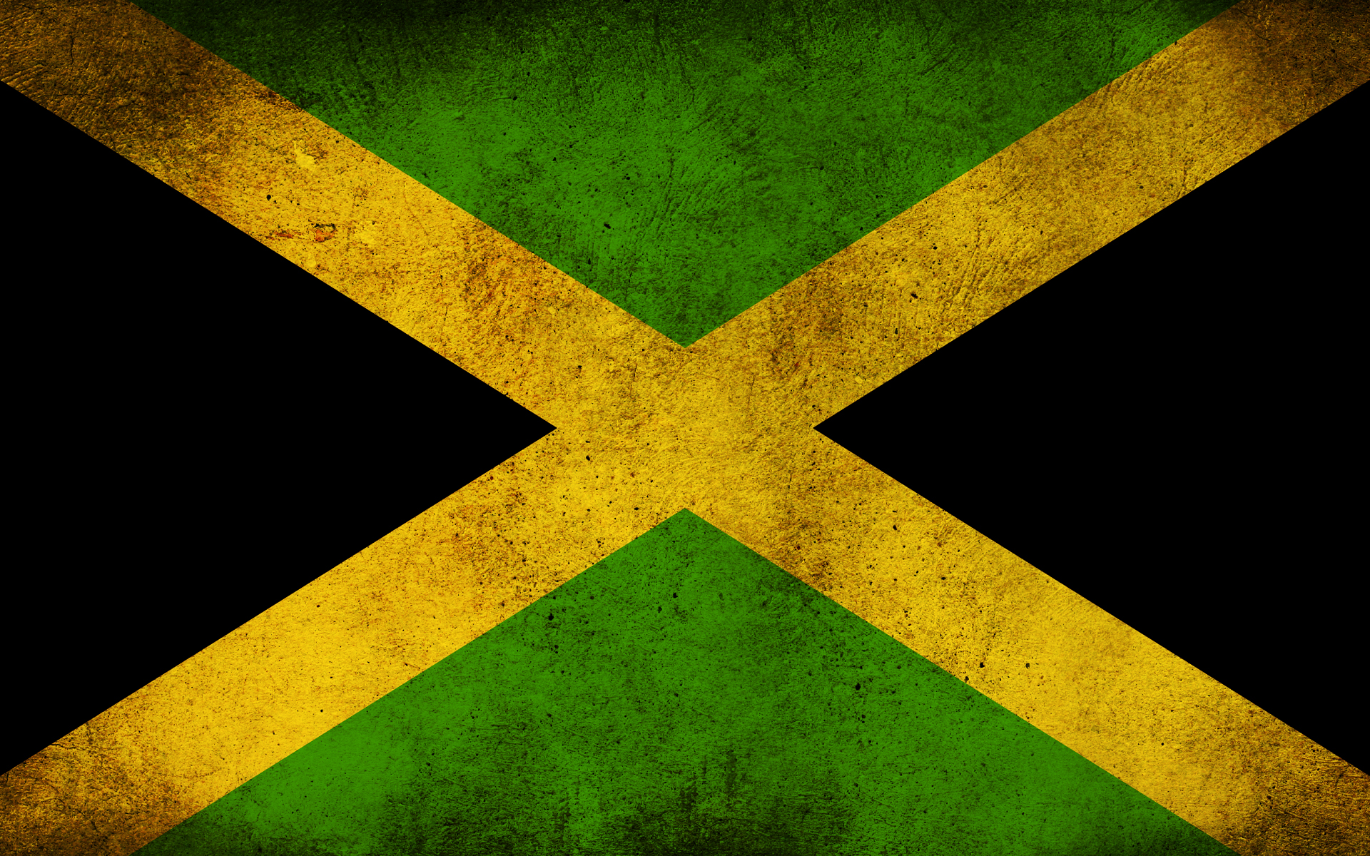 Jamaica-Flag | Kush Tourism