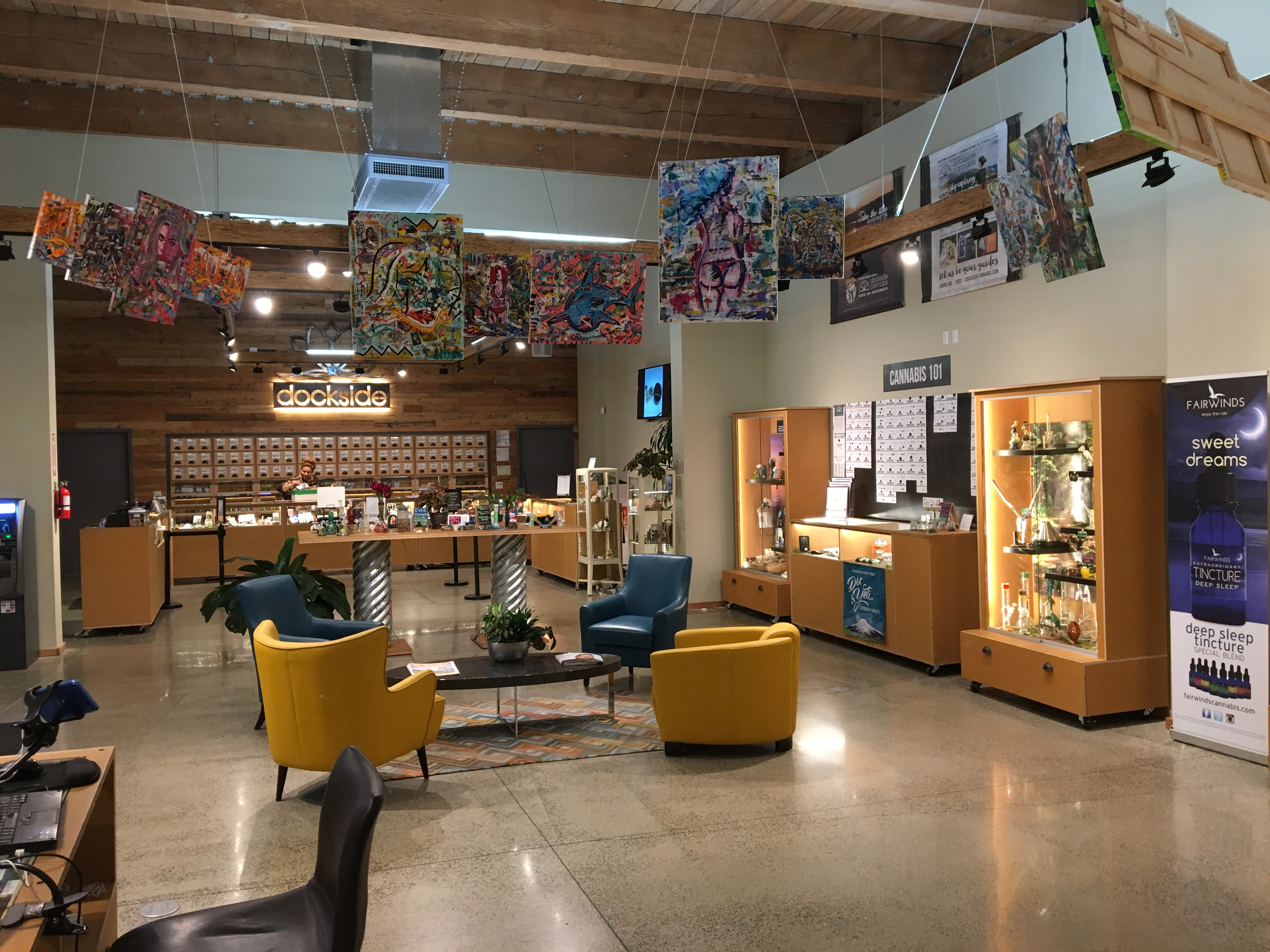 The Cannabis Museum At Dockside SODO