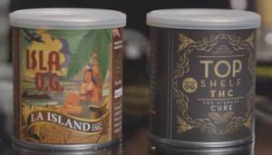 Top Shelf THC's two strains of marijuana cost $800/oz. Photo courtesy of Pinterest.