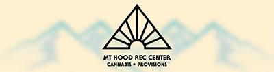 Mt Hood Rec Center marijuana