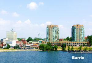 Barrie, ON