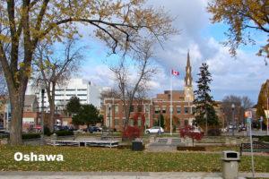 Oshawa, ON