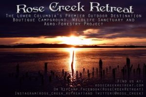 Rose Creek Retreat Info