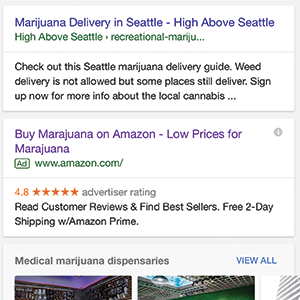 Is Amazon Selling Marijuana