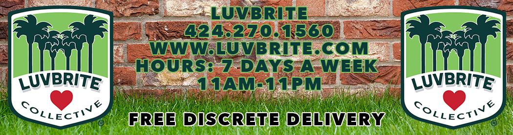 Luvbrite Collective | Kush Tourism